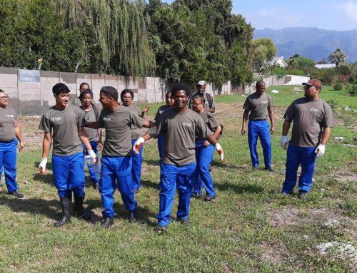 3…2…1… River Ambassadors Commence Training!